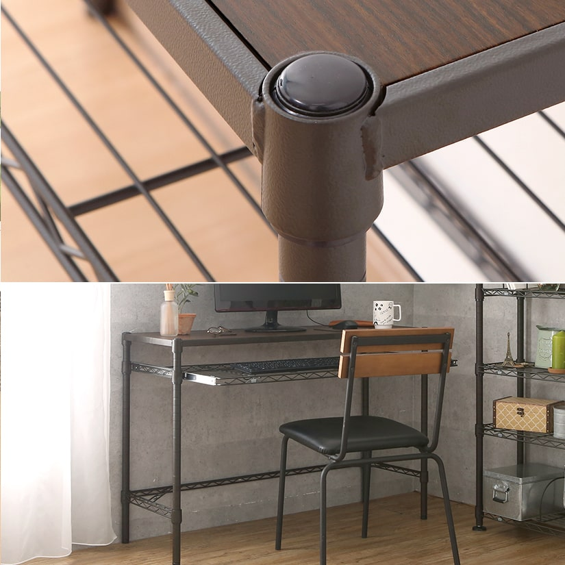 <span>ヴィンテージ感のある「ハンマートーン加工」</span>ハンマーで叩いて作ったような質感の「ハンマートーン加工」により、ランダムな凸凹が光の加減で変化を与え、ヴィンテージ風の装いに。