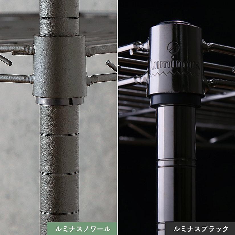 """<span>ハンマートーン加工でこだわり質感&つや消し</span>ルミナスノワール最大の特徴である「ハンマートーン加工」はランダムな凹凸が施されていることで光の加減に変化を与え、ツヤ消しの味わい深い質感を実現。ツヤのあるタイプがお好みの場合は<a href=""""https://perfect-floors.jp/ic/use-003"""" target=""""_blank"""">ルミナスブラックシリーズ</a>をご覧ください。"""